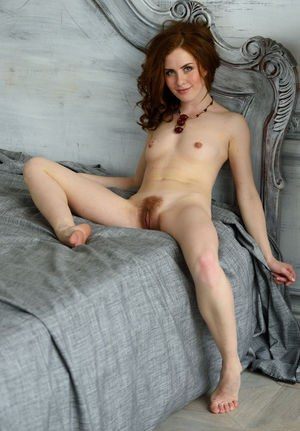 Red Hairy Pussy Pics